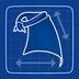 Blueprint cape icon