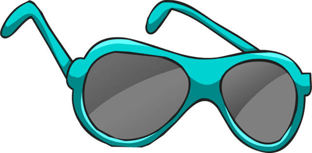 File:Real Teal Sunglasses clothing icon ID 2074.png