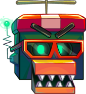 The Rookie-bot icon