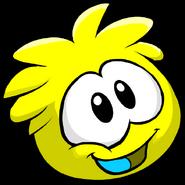 Yellow PuffleStare2