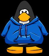 Blue Hoodie PC