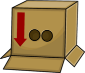 Box Hat icon