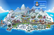 Penguin Cup Map