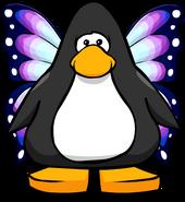 Purple Butterfly Wings PC