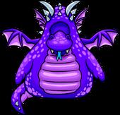 Purple Dragon Costume icon
