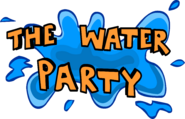Water Party 2008 logo