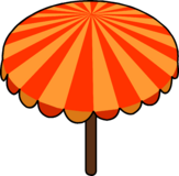 Patio Parasol icon