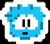 Pixel Puffle Pin icon