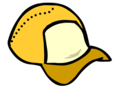 Yellow Ball Cap clothing icon ID 1038