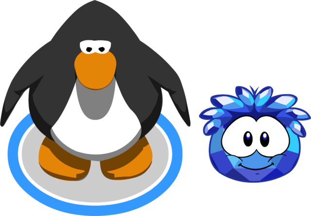 File:Blue Crystal Puffle ig walk.png