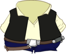 Han Solo Costume icon