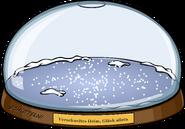 Snowglobe igloo in-game de