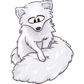 Arctic Fox icon