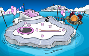 Puffle Party 2012 Iceberg
