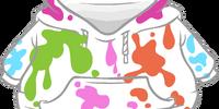 Rainbow Paint Hoodie