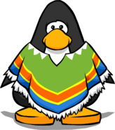 Winterponcho PC