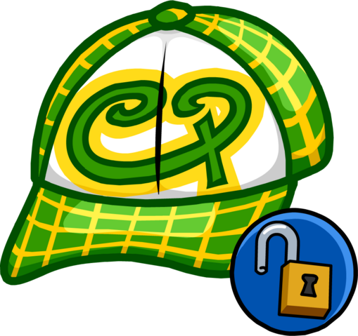 File:Green Skater Hat clothing icon ID 11128.png