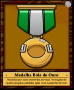 Mission 4 Medal full award pt