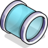 Short Puffle Tube sprite 022