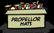 Box of Propellor Hats