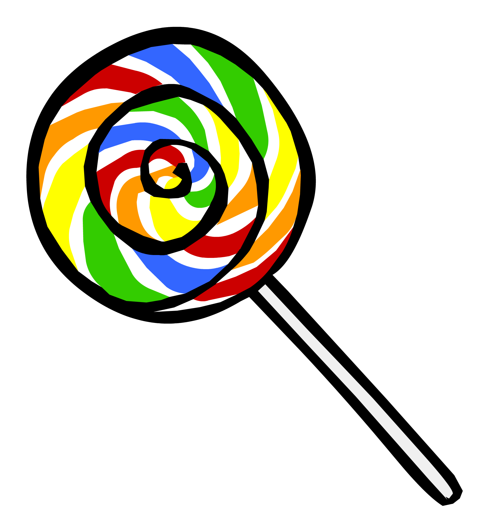 Image result for Lollipop pin location club penguin