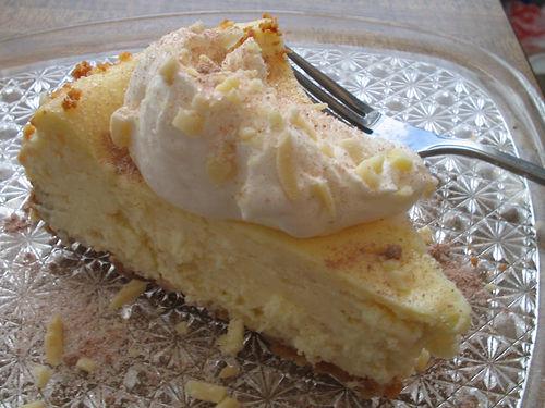 File:Almond Cheesecake.jpg