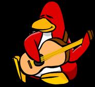 June 2006 Accoustic Guitar Penguin Style