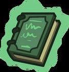 Lodge Attic Garianna's spell book