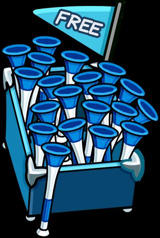 File:Penguin Cup Beach Sharks Vuvuzela stand.png