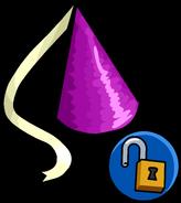 Amethyst Hat unlockable icon
