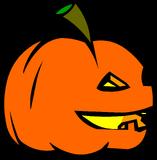 Happy Jack-O-Lantern sprite 006