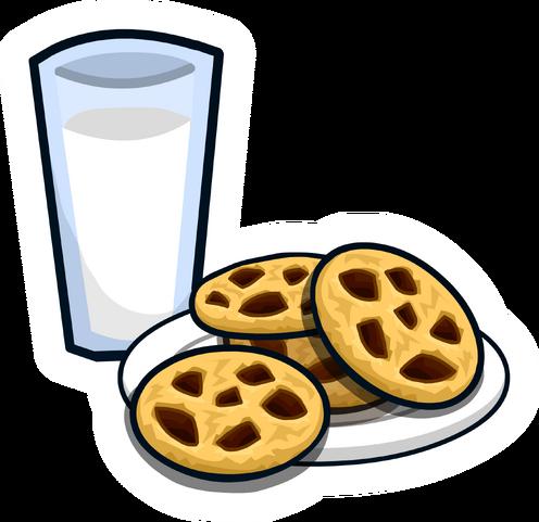 File:Milk 'N Cookies Pin.png