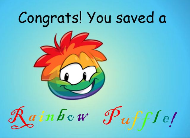 File:You saved a rainbow puffle!.png