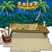 Adventure Camp Background