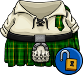 Emerald Kilt icon