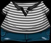 Grey Shirt n' Shorts icon