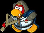 Medieval Party 2012 Scorn battle membership popup penguin