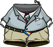 Reporter Outfit icon