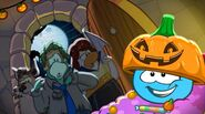 Monsters and Puffle