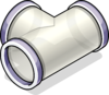 T-joint Puffle Tube sprite 046