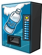 H20 Vending Machine