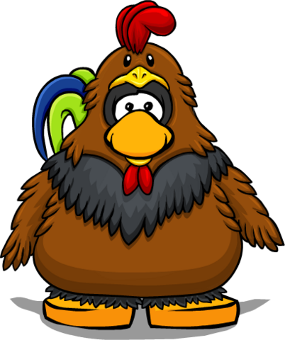 File:Rooster Costume from a Player Card.png