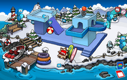 Puffle Party 2013 Dock