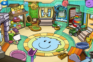 Rainbow Puffle Party Pet Shop