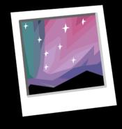 Aurora Background clothing icon ID 939