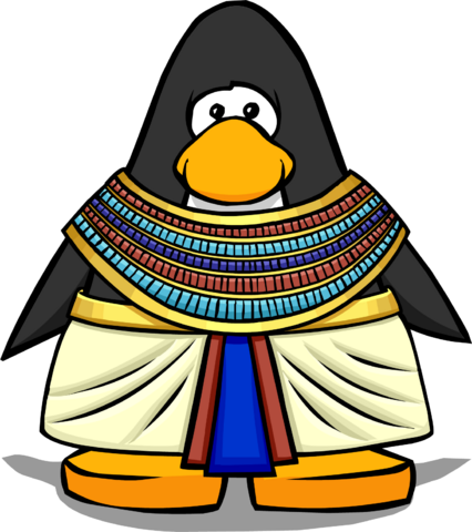 File:Pharaoh Costume on a Player Card.png