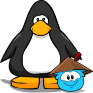 Puffle Hat The Master Hat ID 98 player card