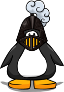 Iron Helmet from a Player Card