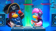 Rockhopper and Cadence