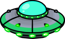 UFO furniture icon